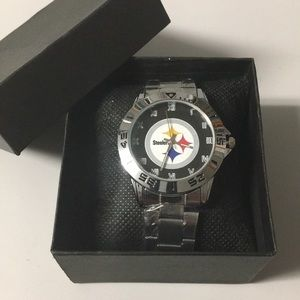 Other - ▪️New Pittsburgh Steelers Watch With Box